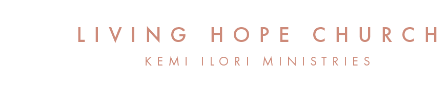 Living hope church logo Kemi